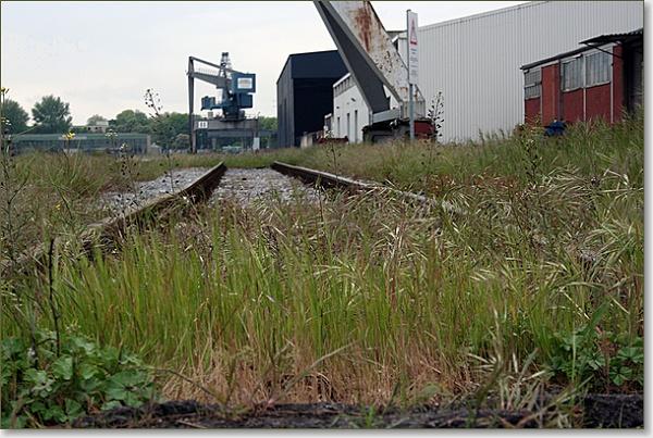 Spoor in Düsseldorf