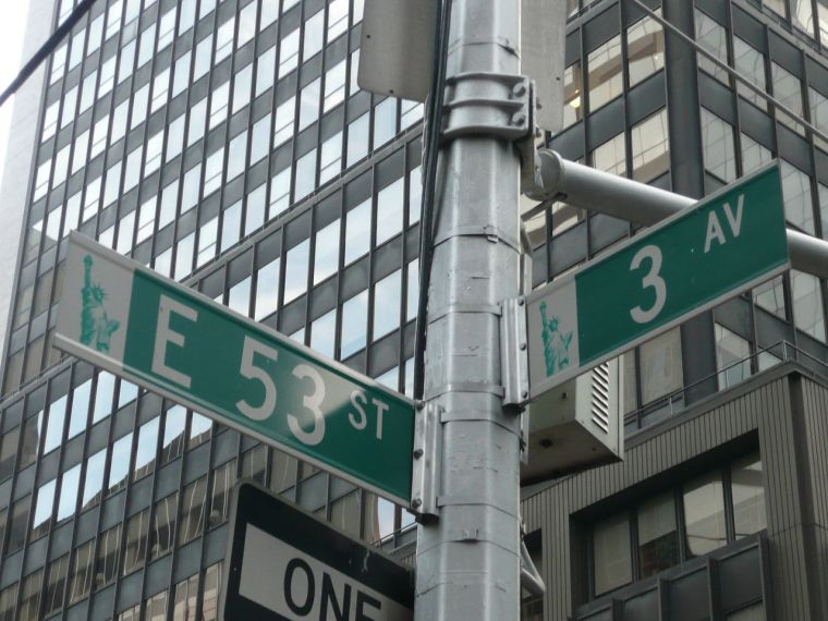 """53rd & 3rd"" by Sbazzone - Own work. Licensed under Public Domain via Wikimedia Commons"