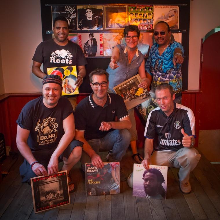 DJ's Lokaal 4 b