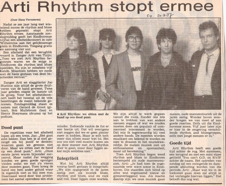 Arti Rhythm